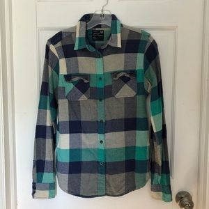 Flannel Shirt - American Eagle Outfitters